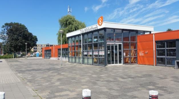 Bibliotheek Aarplein 5