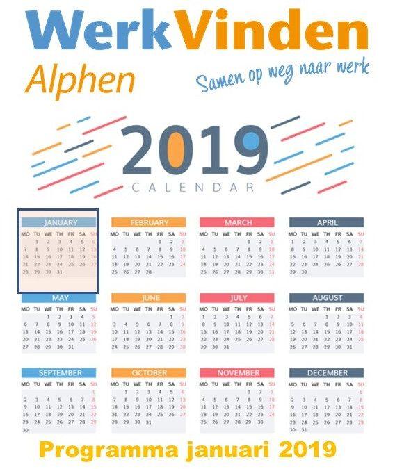 Programma januari 2019