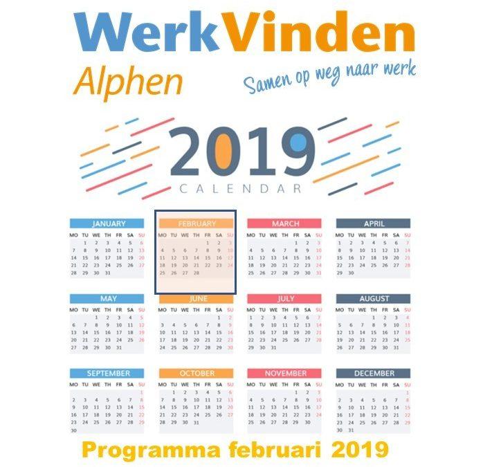Programma februari 2019