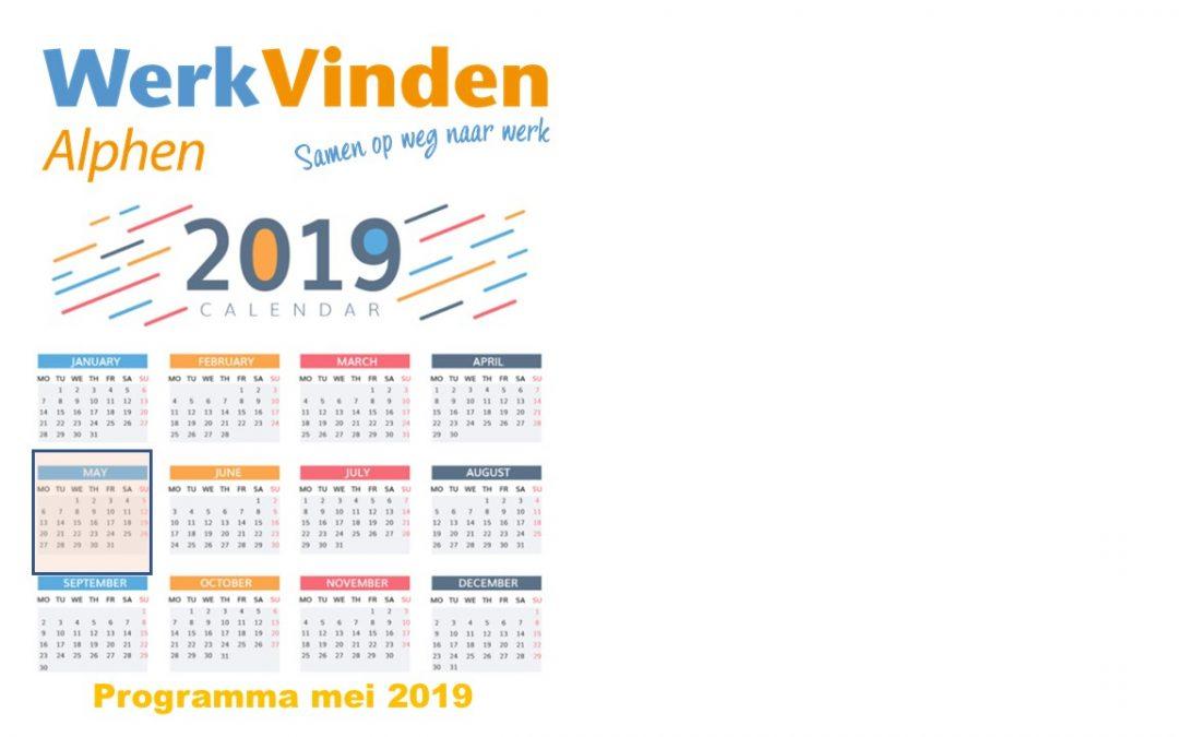 Programma mei 2019