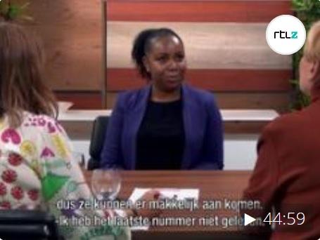 Het sollicitatiegesprek RTL-Z-serie